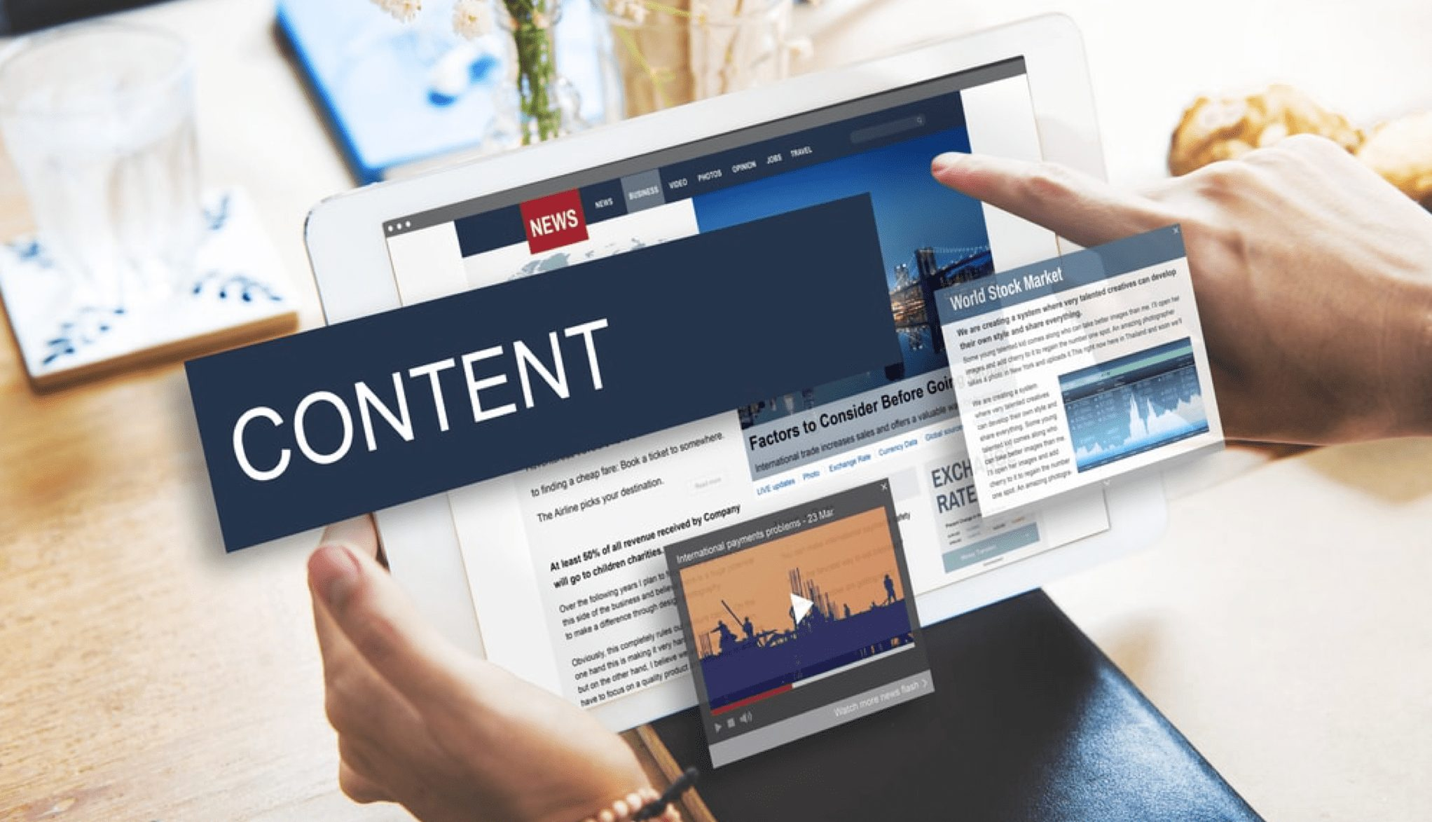 Content Marketing: Where SEO & Content Meet