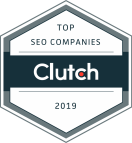 Named one of Clutch Research's Top 10 NY SEO Agencies.